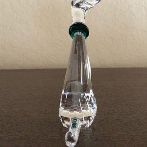 "Swarovski Accents - Swarovski crystal ""The Cat"""